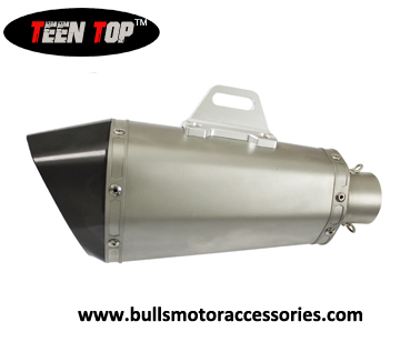 BM012SS-02  Teen top hot sale street bike exhaust