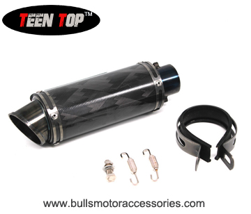 BM033-02  Teen top high performance modified motorcycle exhaust system