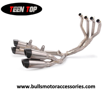 <b>TeenTop Titanium alloy Kawasaki Z1000 exhaust system racing </b>