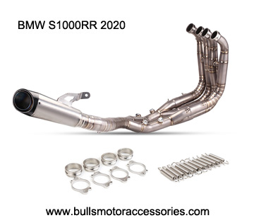 <b>BMW S 1000 RR 2020 Racing Line Titanium alloy full exhaust system</b>
